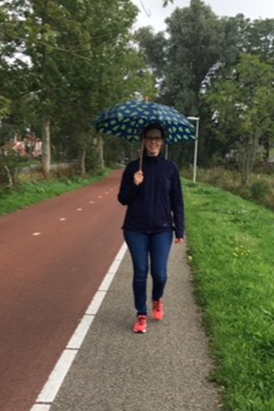Volg Imagine Runners - Natasja van der Linde