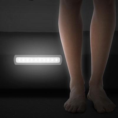 Twee benen bij ledlamp