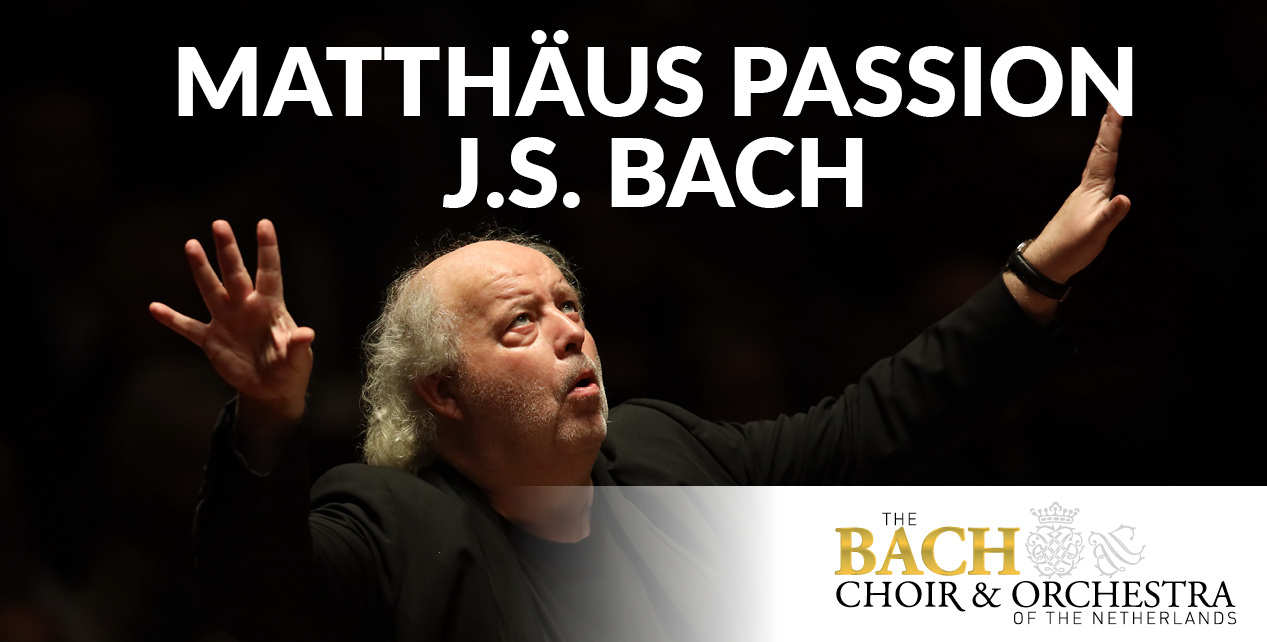 Klassieke muziek - Matthäus Passion
