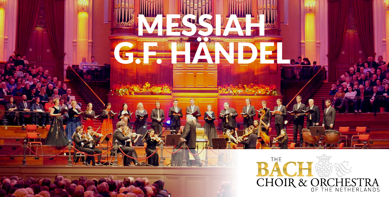 Klassieke concert - Messiah Händel