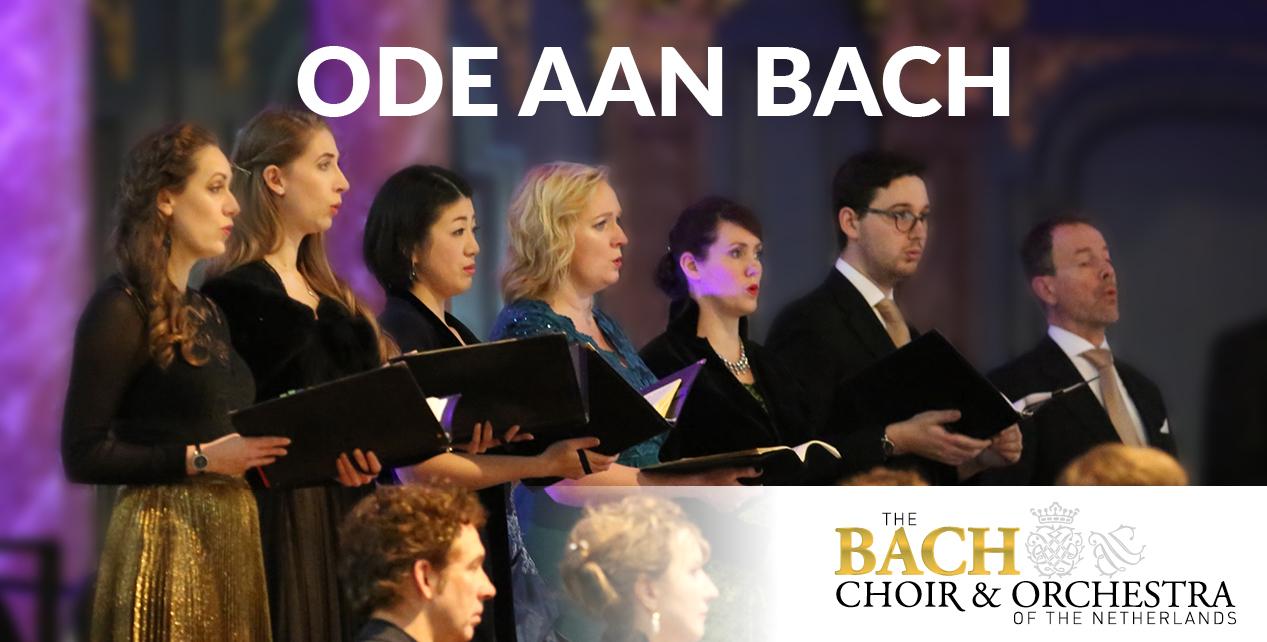 Klassieke concerten - Ode aan Bach