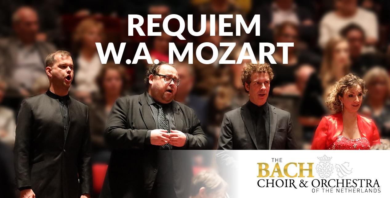 Klassieke concerten - Requiem Mozart