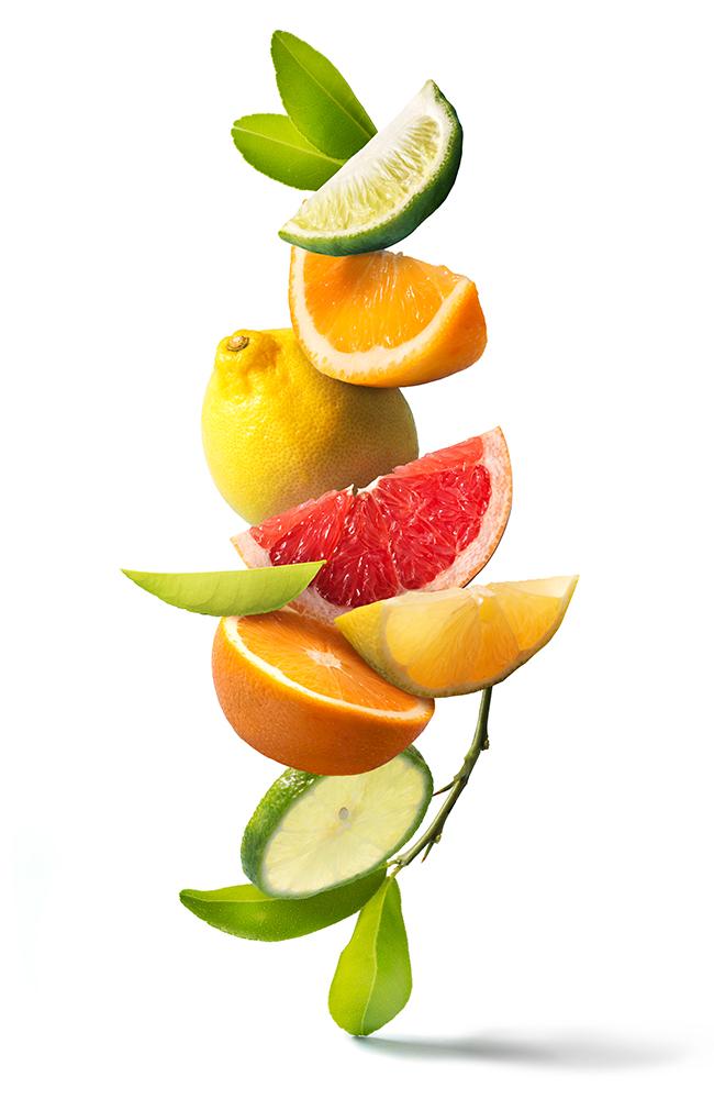 Vitaliteitschallenge - fruit-totem