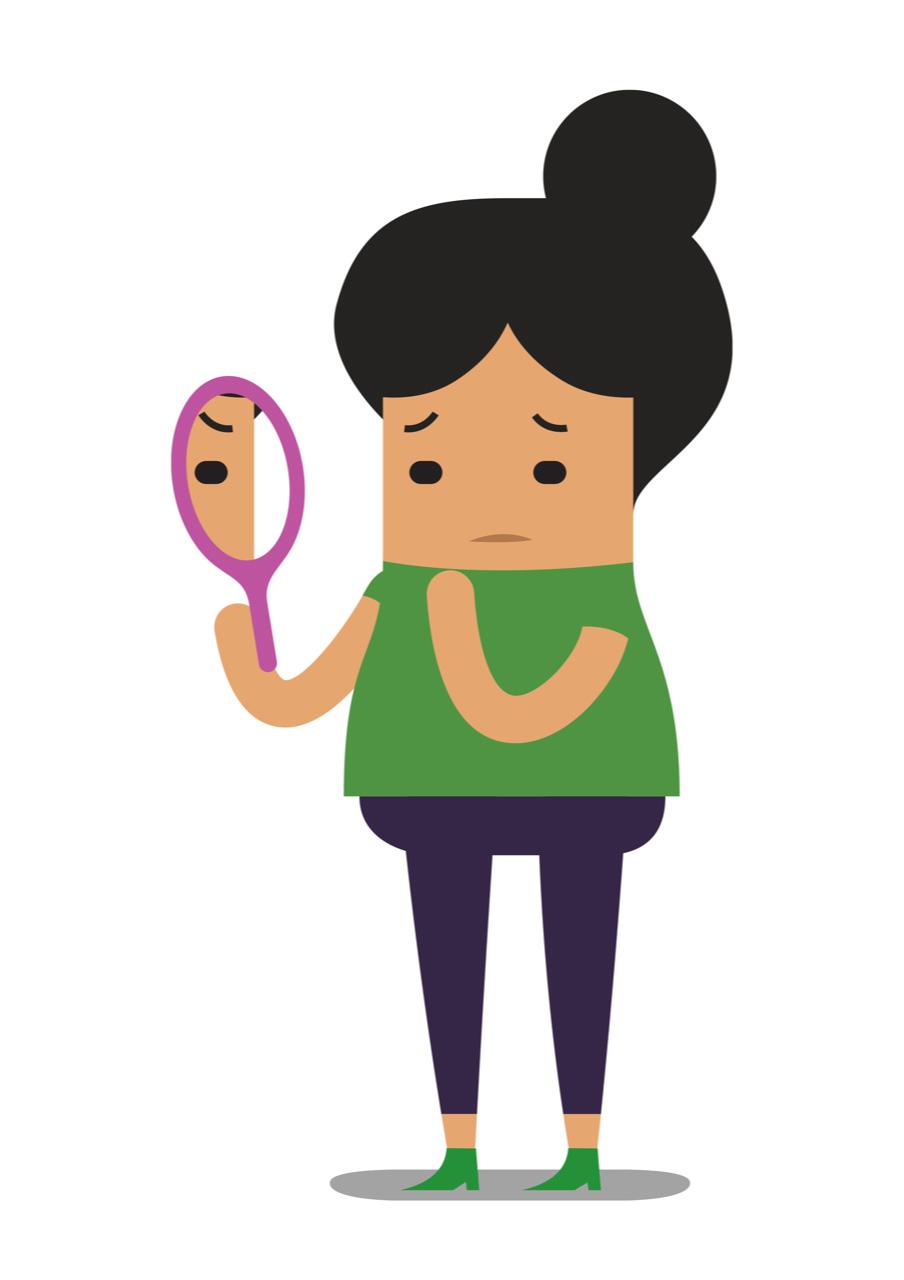 Zelfbeeld avatar